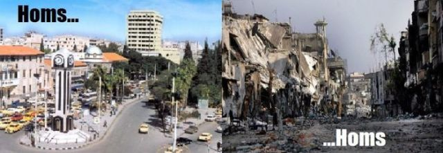 homs before