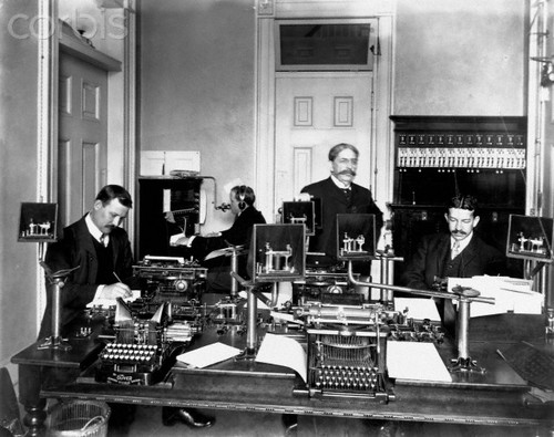 Telegraph and Cipher Bureau