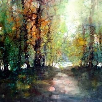 Water colour paintins - ZL Feng - Shangai Artist (2).forblog