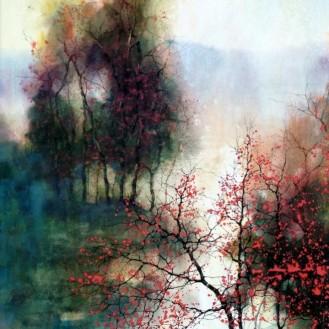 Water colour paintins - ZL Feng - Shangai Artist (6).forblog