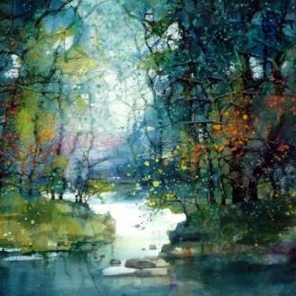 Water colour paintins - ZL Feng - Shangai Artist (8).forblog