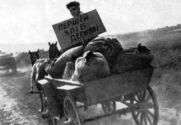 Russia -  La carestia 'Povolzhye'  e il cannibalismo del 1921   (3/6)