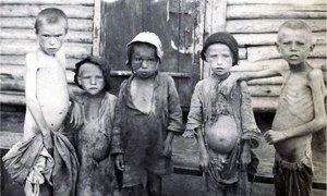 Russia -  La carestia 'Povolzhye'  e il cannibalismo del 1921   (5/6)
