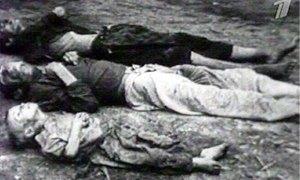 Russia -  La carestia 'Povolzhye'  e il cannibalismo del 1921   (6/6)