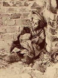 Russia -  La carestia 'Povolzhye'  e il cannibalismo del 1921   (4/6)