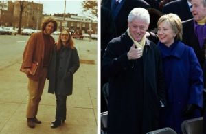 Bill e Hillary Clinton