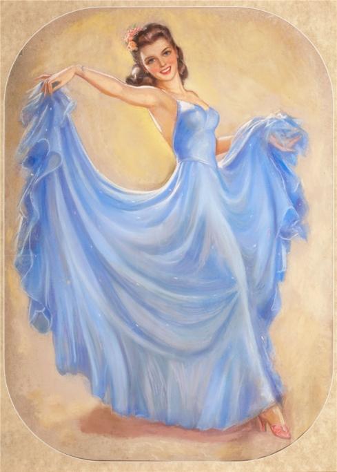 Rolf Armstrong 1889-1960 - American Pin-up painter - Tutt'Art@ (13)