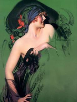 Rolf Armstrong 1889-1960 - American Pin-up painter - Tutt'Art@ (8)