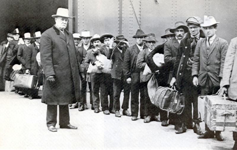 Storia - Ellis Island e la quarantena degli italiani (5/5)