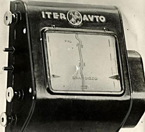 Invenzioni del passato Tentativo di GPS nel 1930