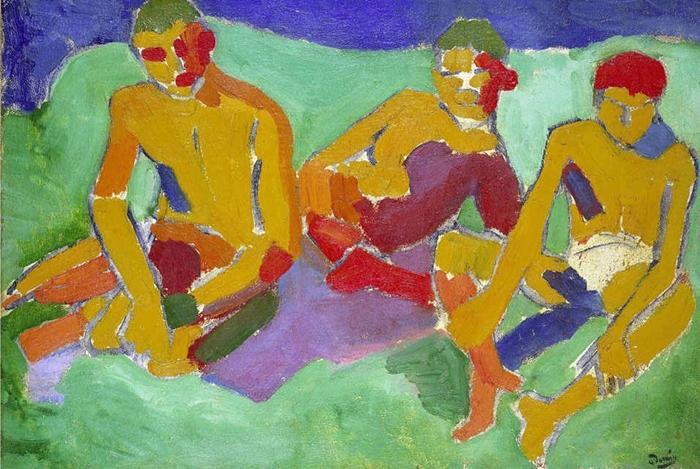 André Derain - Tutt'Art@ (70)