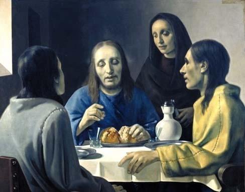 Meegeren-Cristo-a-Emmaus
