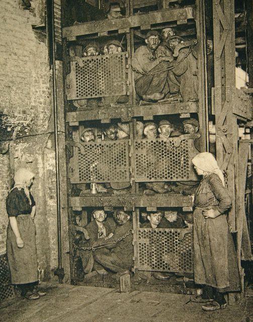 Storia –  Il carbone belga e la schiavitù degli italiani. (1/6)