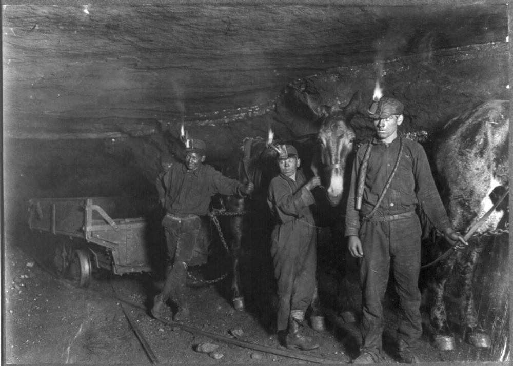 Storia –  Il carbone belga e la schiavitù degli italiani. (6/6)