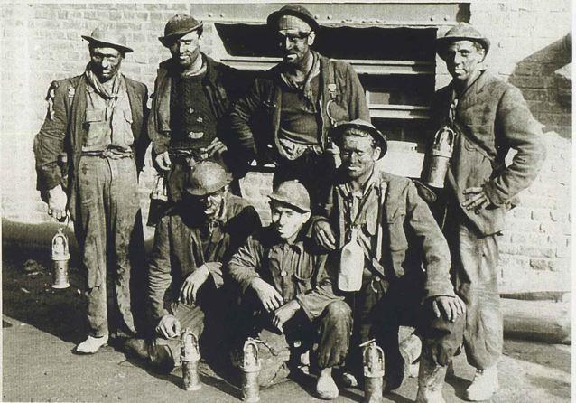 Storia –  Il carbone belga e la schiavitù degli italiani. (3/6)