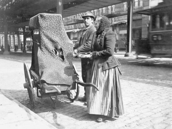 Alice Austen,  la prima fotoreporter donna. (3/6)