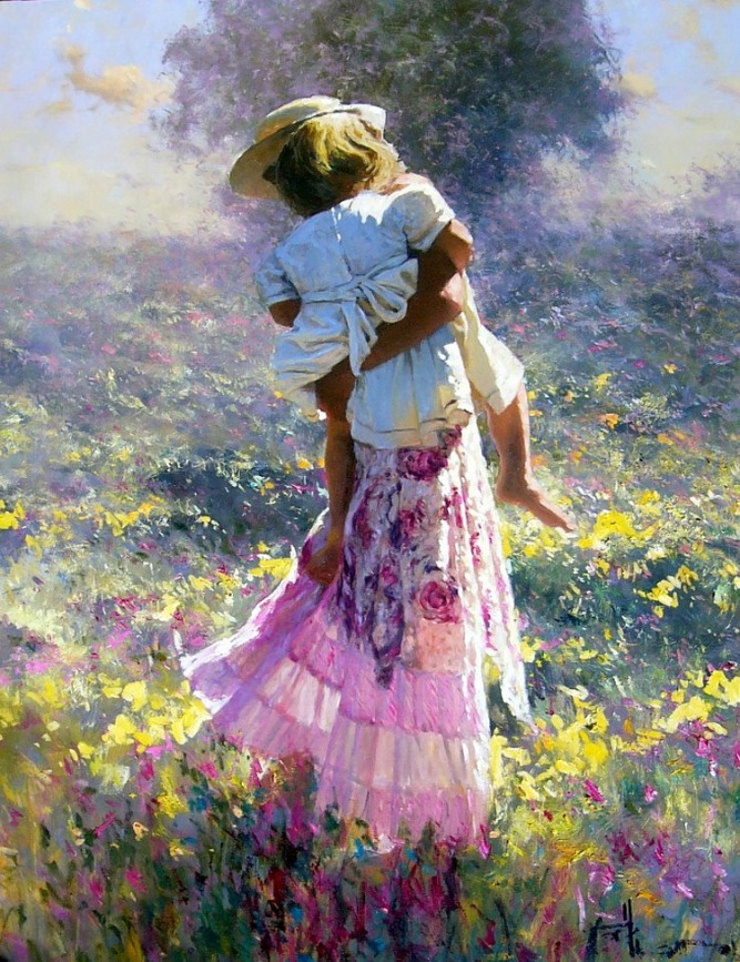 Robert Hagan 1947 - Australian Impressionist painter - Tutt'Art@ (17)