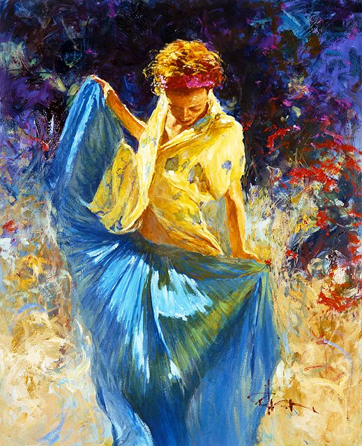 Robert Hagan 1947 - Australian Impressionist painter - Tutt'Art@ (3)