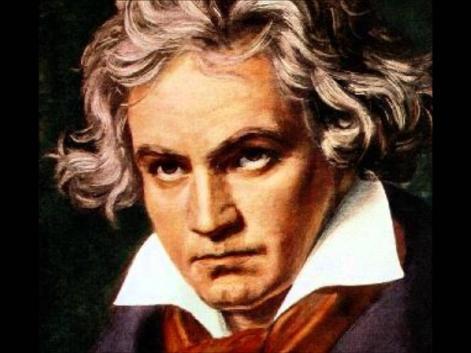 Ludwig van Beethoven si svegliava all'alba e preparava lui stesso il caffè, contando ogni mattina 60 chicchi per tazza. Dopo la colazione rigorosamente a mezzogiorno, si narra che amasse fare una lunga passeggiata che durava quasi tutto il pomeriggio. Beethoven era ossessionato dalla pulizia; praticava giornalmente complicate abluzioni, tanto che, a causa dell'ingente quantità di acqua utilizzata, il liquido filtrava negli appartamenti sottostanti facendo innervosire ben più di un proprietario di casa.